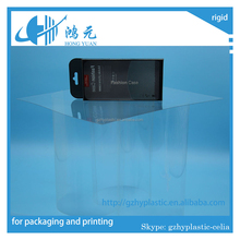 factory huge offer box grade good rigid pvc clear sheet glossy transparent film pvc for making clear round pvc box