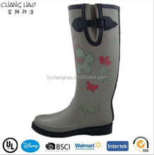 (CH.W057) Pictures of boots for women high heels shoes safety shoe