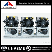 High Quality OEM Production Wholesale Price China Hengda High Pressure Piston Air Compressors