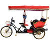 Ancient ways sightseeing electric passenger 3 wheel bike taxi for sale