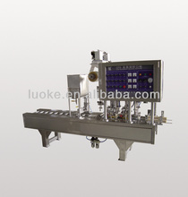 Automatic Commercial box Tofu sealing machine