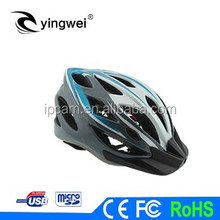 EPS flow type design fashionable Bike helmet with take photos and video function