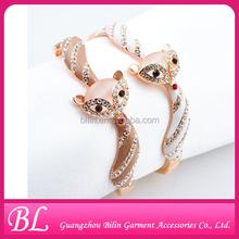 new fashion fox shape bracelets for friendship