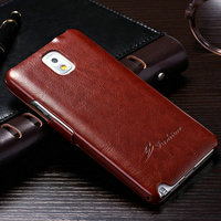 2016 New Style Design Your Own Classical High Quality PU Luxury Leather Phone Cases for Samsung Note 3 for your Daily Use