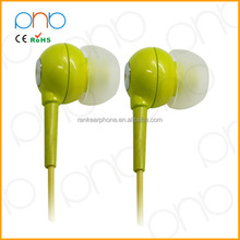 World Cup Promotional Items No Brand Dual Volume Control Headphone