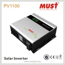 high frequency sine wave inverter 800w solar panel system