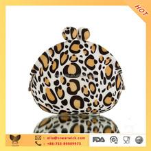2015 lastese fashion leopard printing chic key & cards case