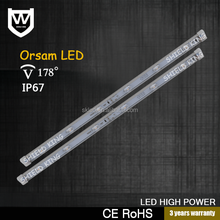 IP67 waterproof aluminum profile led rigid bar