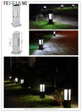 2015 new design with full certificate hrs-6023, mosaic garden light lawn lamp