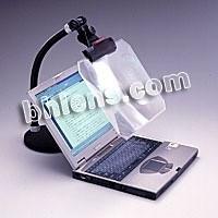 Optical Instruments fresnel lens computer magnifier