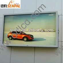 42 inch TFT LCD advertising signage wall mounted VESA outdoor information kiosk