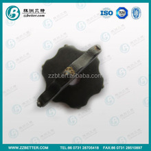 Carbide Blade for Cutting Bituminous Pavement, Tungsten Carbide Concrete Scarifier
