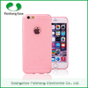 New fashion style pudding pattern with glitter TPU material waterproof phone case cover for Apple iPhone 6s / 6 / plus