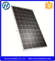 Solar Panel System For Home use Monocrystalline solar panels 240w for sale