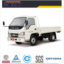 2015 hot sale of foton forland light truck lorry truck 4*2 2ton cargo truck