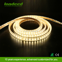 high brightness house decoration rgb aluminum profile led flexible strip light,SMD 5050 led strip light with ce rohs