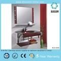 Nuevo diseño de cuarto de baño lavabo de cristal, pequeño cuarto de baño cuenca, lavado de vidrio cuenca