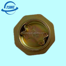 ISO authorized certification metal cap seal, metal bungs, drum flange bung