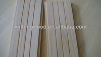 solid wood wall thickness panel