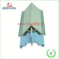 2014 FACTORY SALE!! Soft Pvc Material polycarbonate profile extrusion
