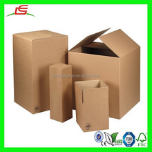 NZ126 Corrugated Cardboard Shipping Box, Custom Printed Strong Extra Heavy Duty Cardboard Boxes