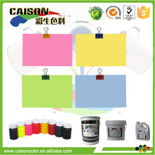 Stable performance wide application color pigment for craft paper stain