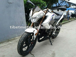 Fashionable strong power 250cc racing motorcycle on promotion ZF250