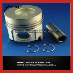 3/4TN78T 78MM piston kit with 3/4 cylinders comp48.4 pin 26*66 used for YANMA ENGINE