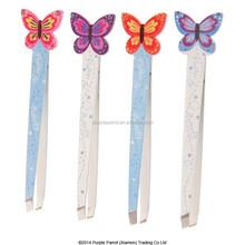 Butterfly Shaped Tweezers