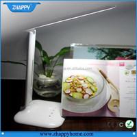 Sensor touch 12V high brightness study led table lights lamp