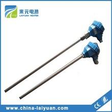 Platinum rhodium thermocouple (s/b/r type) Temperature sensor Thermocouple