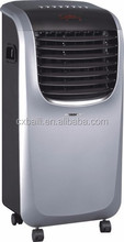 Eco water evaporative air cooler and heater