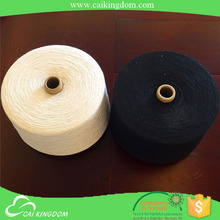 Specilzied production Team grade B recycled high bulk polyester blanket yarn/100 high