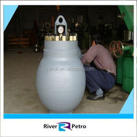 Variety of certificated F1300/F800 Rubber air case /mud pump parts best after-sales service