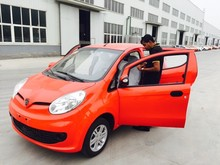 2015 hot sale electric fuel and 5seater battery operated car