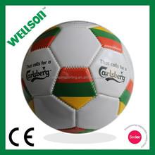 National flag printed mini PVC soccer ball