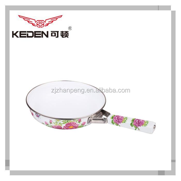 European Porcelain Induction Enamel Cookware Set