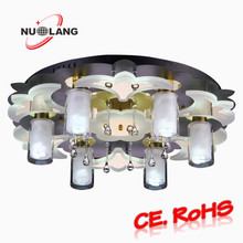 2015 new style made in China large iron chandelier