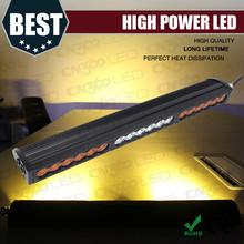 21.9'' Off-road Led work bar LED spot flood combo off road 4x4 roof rang 120w Light bar