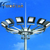 20M/ 25M /30M /45M Highmast Lighting Pole with Lift System