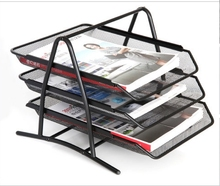 wire mesh file tray