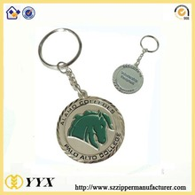 metal key chain wholesale cheap custom keychains