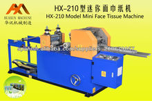 HX-210 Mini Type Facial Tissue Machine