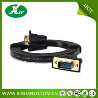 Best Price Rca 15Pin gold nickel plated Vga Cable