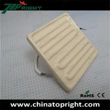 60mm x 60mm x 24 mm Quarter Flat Ceramic Infrared Heater Element