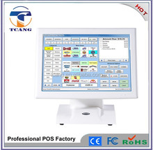 Touch Monitor Windows Pos Terminal All in One POS Machine at Low Power Consumption
