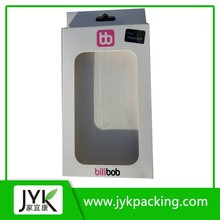 Custom strong cell phone cover case blister packing box