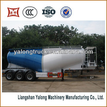 Factory price bulk cement trailers for sale