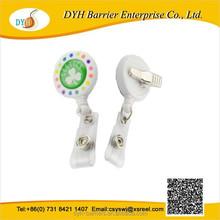 Plastic white 360 rotating retractable reels