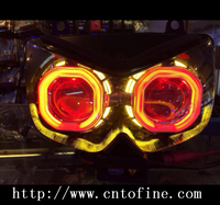 led projector headlight lamp for motorcycle ninja 250